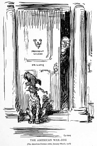 """The American War-Dog"" by Oscar Cesare"